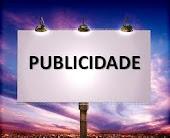 ESPAÇO PUBLICITÁRIO