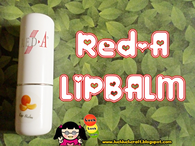Review: Red-A Lipblam