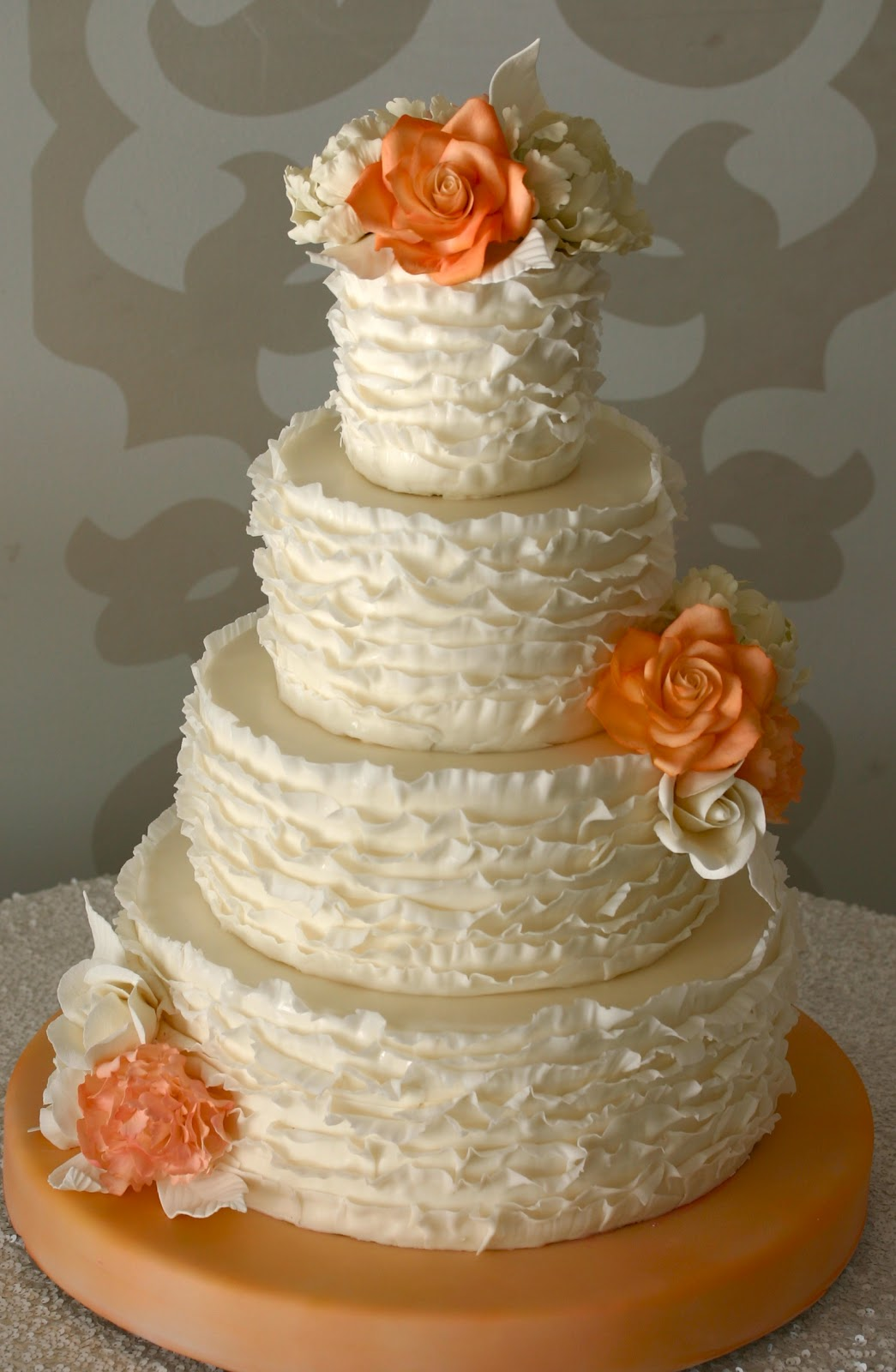 Confectionery Designs Cake Frills
