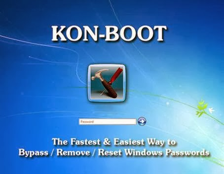 Koon Boot 2.4 Full [Acceder a Windows/Linux sin clave]