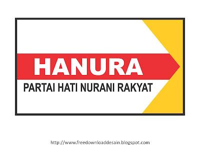 Download Logo Partai Hanura CDR