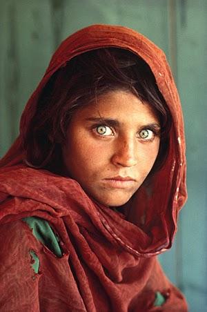 A menina Afega, 1984
