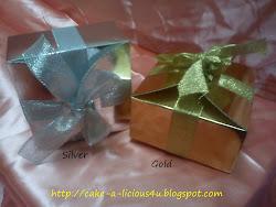 Baulu/Chiffon Box