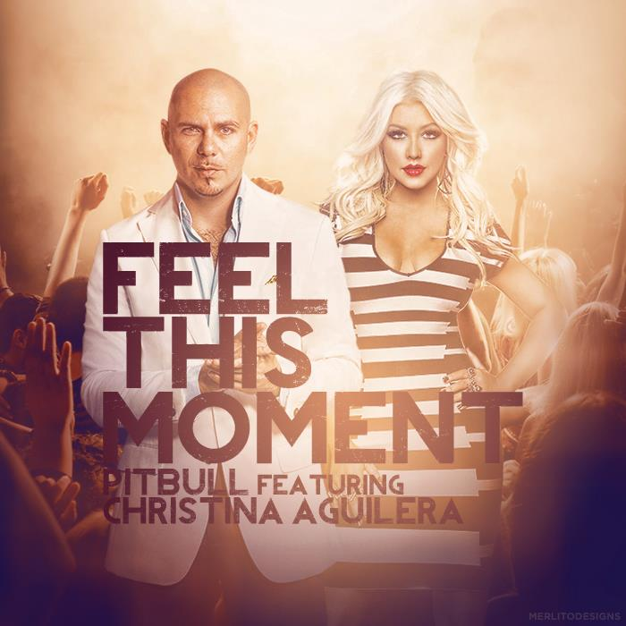 Pitbull Feat Christina Aguilera - Feel This Moment ( Video Premiere )