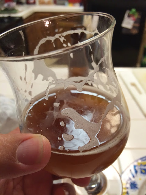 Lengthwise Zeus Barrel Aged Imperial Ale 4