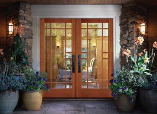 Front Range Lumber French Doors