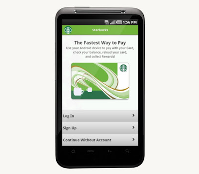 Starbucks for Android App