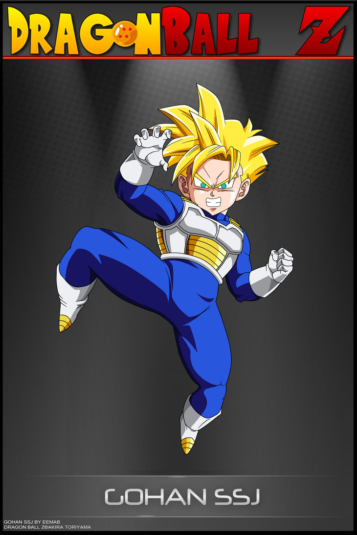 Dragon ball z wallpapers teen gohan super saiyan - Dragon bale z ...