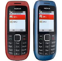Nokia Dua, Dual SIM C1-00