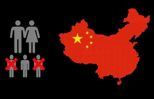 O dirigismo em matéria de filhos está abalando a já caótica China comunista.