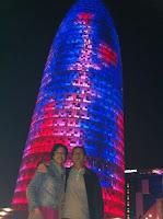 ZUMBA SEGOVIA _Torre del Agua Barcelona _ZUMBATOMIC