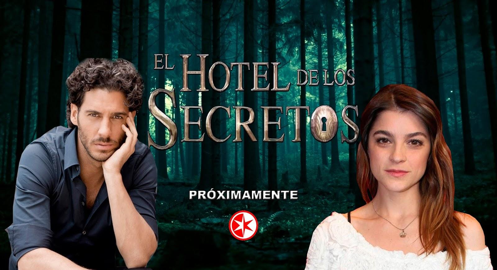 El hotel de los secretos capitulo 37 Jueves 17 de Marzo del 2016