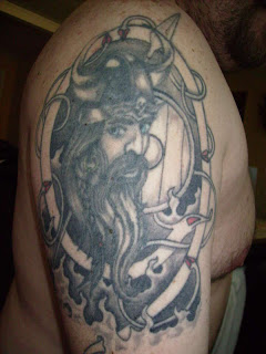 swedish viking tattoos
