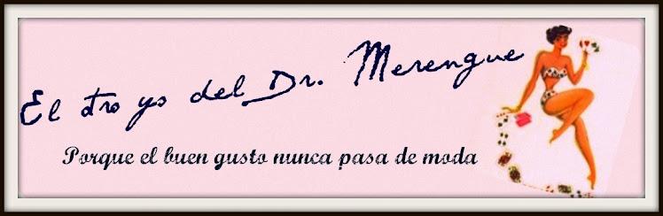 El otro yo del Dr. Merengue