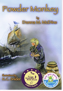 Royal Navy Press Gangs children's book
