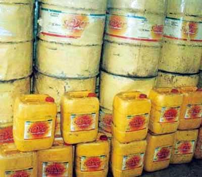 shea butter export