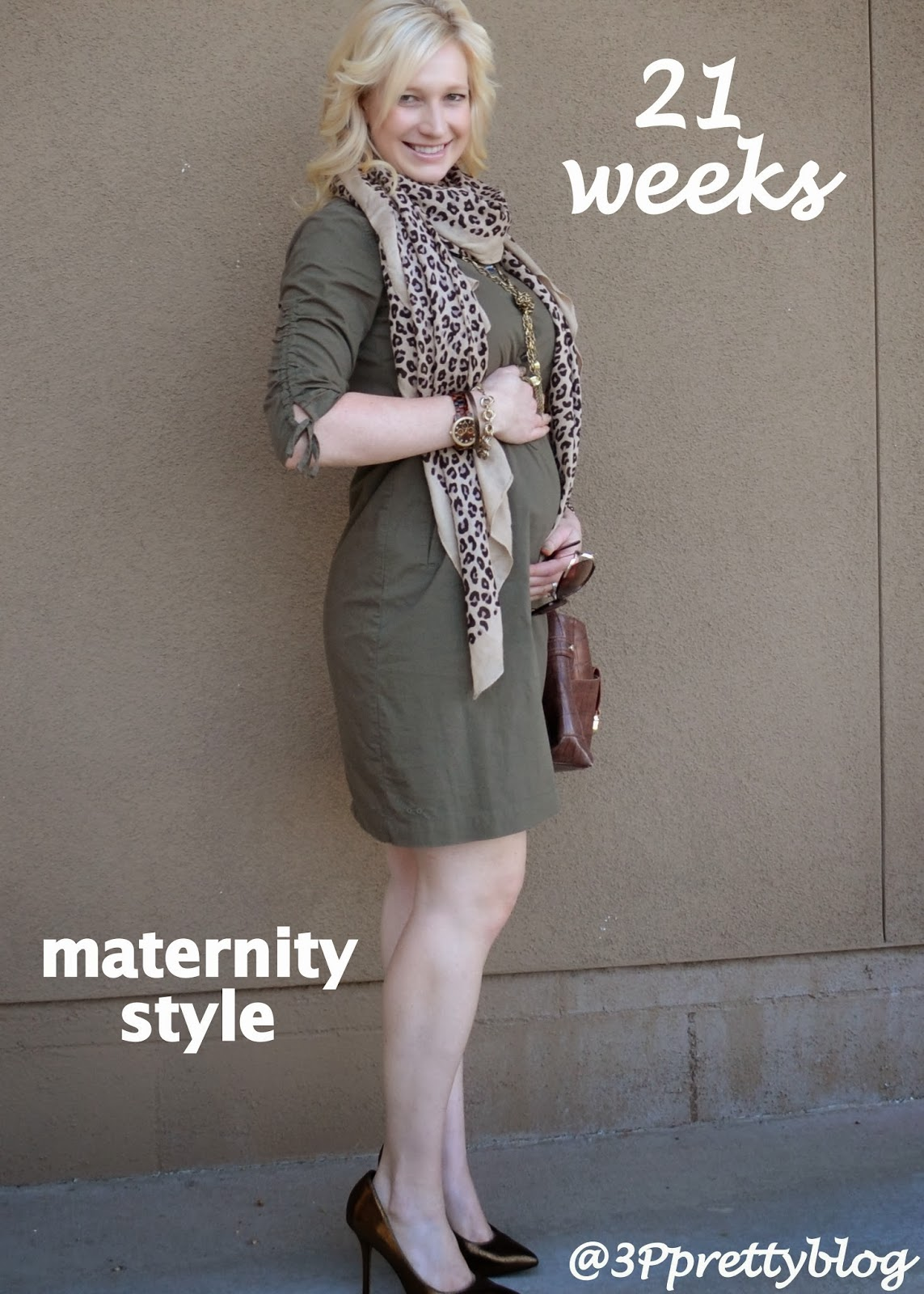 Baby B maternity style