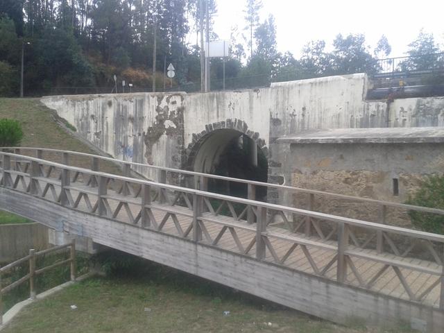 Ponte Rodoviária e Pedonal