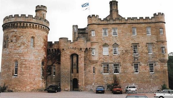 Dalhousie Castle Hotel in Bonnyrigg, Scotland