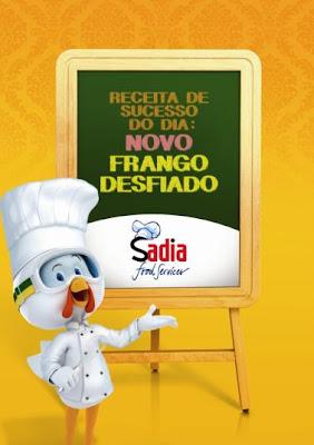 Bullet realiza blitz para divulgar produto Sadia Food Services