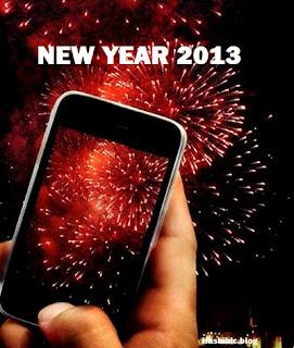 Kumpulan SMS Ucapan Sambut Tahun Baru 2013 Terbaru, Unik, Gokill, Hot, Keren