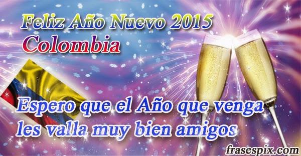 Felicidades Colombia