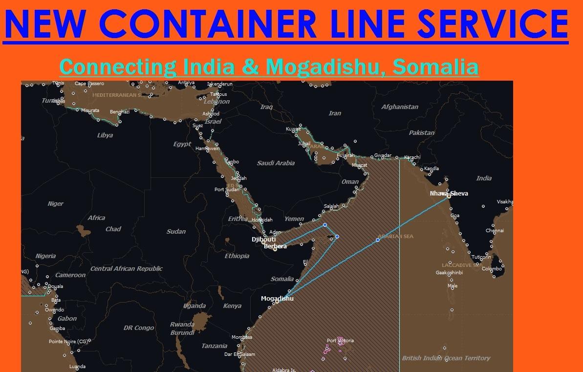 INDIA  -  SOMALIA