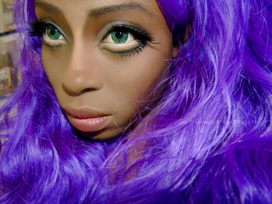 Анастасия шпагина мой повседневный макияж