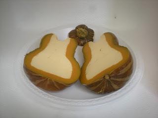 Bánh Flan Bí Đỏ - cả họ cùng vui !!! - 3