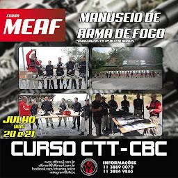 CURSOS CTT-CBC DIAS 20 e 21 DE JULHO - 2016