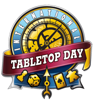 International Tabletop Day logo