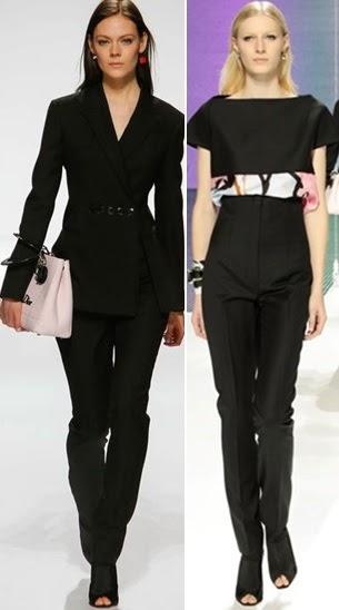 0e1b9c60802ee ... à mão, a cartela de cores é imponente e o fundo branco da um ar leve e  de elegância, essa última que já é intrínseco às roupas e acessórios Dior.