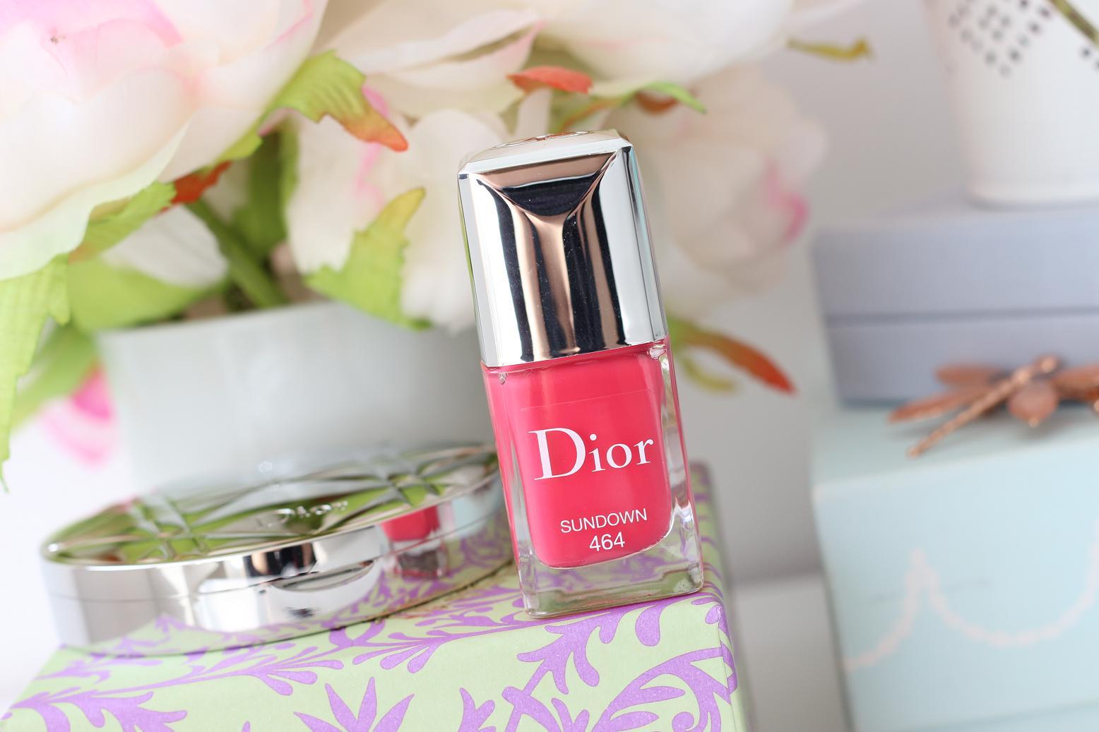 Dior Vernis 464 Sundown