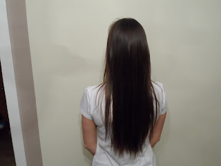 Kuracja na włosy;) II