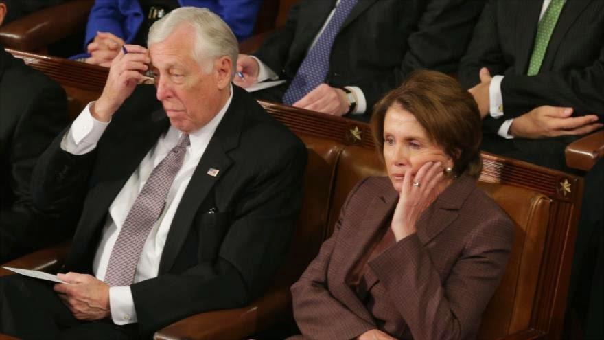 "Demócratas tildan discurso de Netanyahu de ""insulto a la inteligencia de EEUU"""