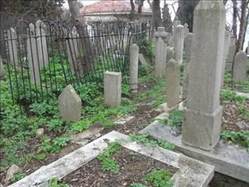 Cellat Mezarları - İsimsiz Mezarlar