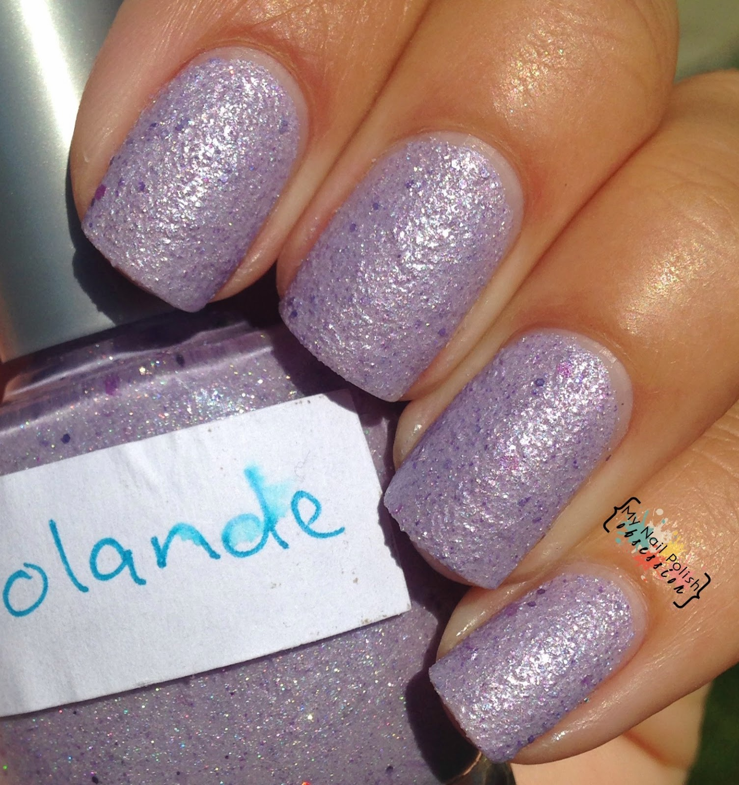 Superficially Colorful Lacquers Eolande