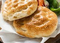 Pão Marroquino (vegana)