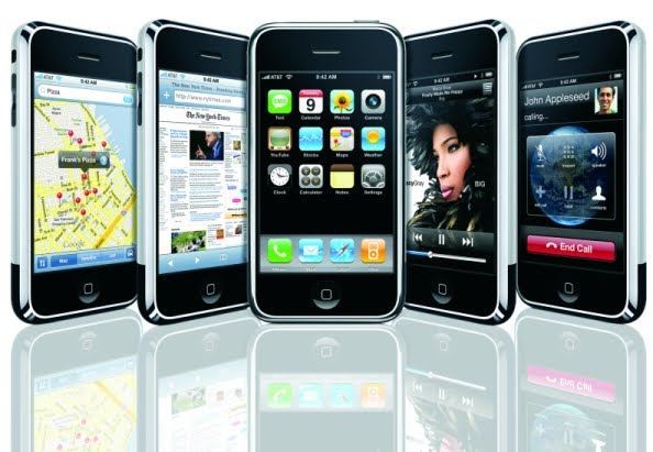 New Apple iPhone 5 functions