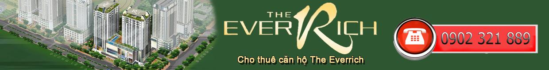 cho thuê căn hộ the everrich