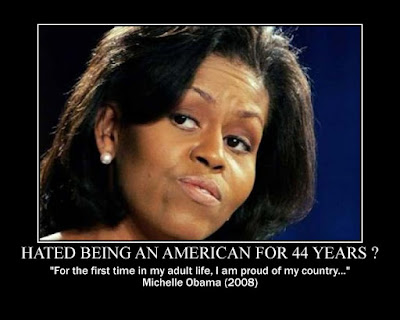 michelle obama thesis on racism