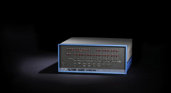ALTAIR 8800 foi o começo de uma Nova Era