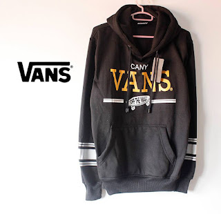 Sweater Fleece Vans Hoodie