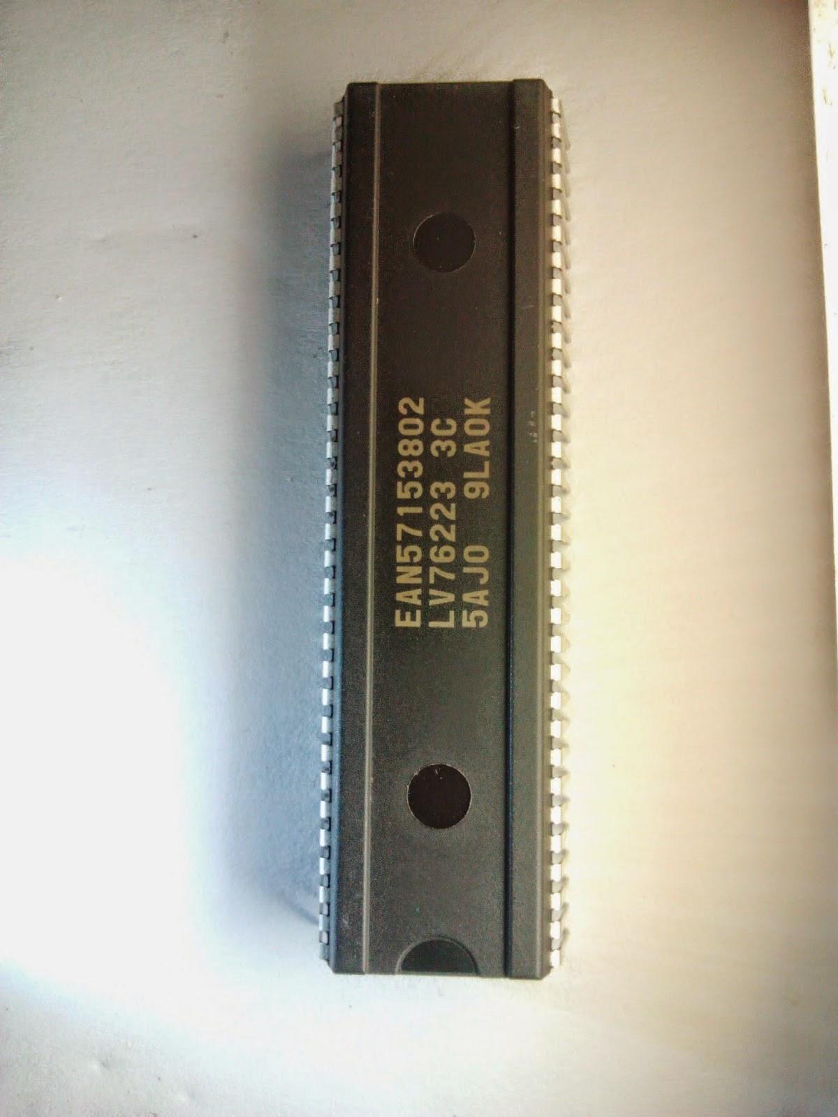 Persamaan IC Program LG LV76213, LV76223 | SUKABUMI ELEKTRO