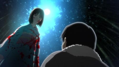 Kara no Kyoukai Movie 2: Satsujin Kousatsu (Zen) BD Subtitle Indonesia