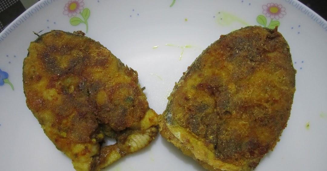 A2zindianrecipes surmai king fish fry for King fish recipe