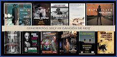 Conciertos 2017