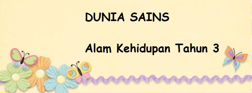 DUNIA SAINS