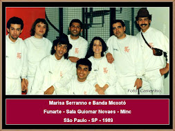 Marisa Serranno e Banda Moxotó - Projeto Funarte