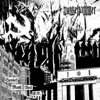 Nukkehammer - Soviet Rust Belt EP